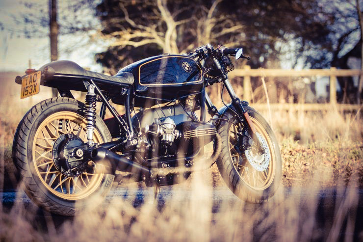 BMW R45 CAFE RACER