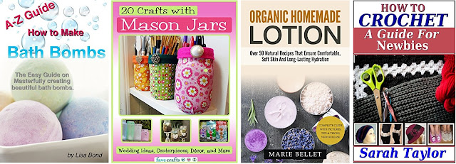Image: Click for Top 100 Free BestSellers Crafts and Hobbies Ebooks