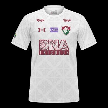 adb72eb6670 Descrição  Essas são as camisas do Fluminense Football Club da cidade do  Rio de Janeiro. A Under Armour não lançou camisas pro Fluzão nesse  Brasileirão ...