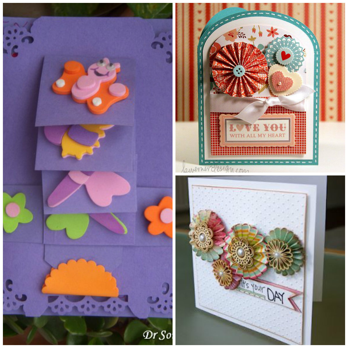 2017***] Teacher Day Card: Handmade And Beautiful Cards ...