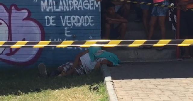 VIOLÊNCIA: DUPLO ASSASSINATO NA MANHÃ DESTA QUARTA-FEIRA EM SOBRAL
