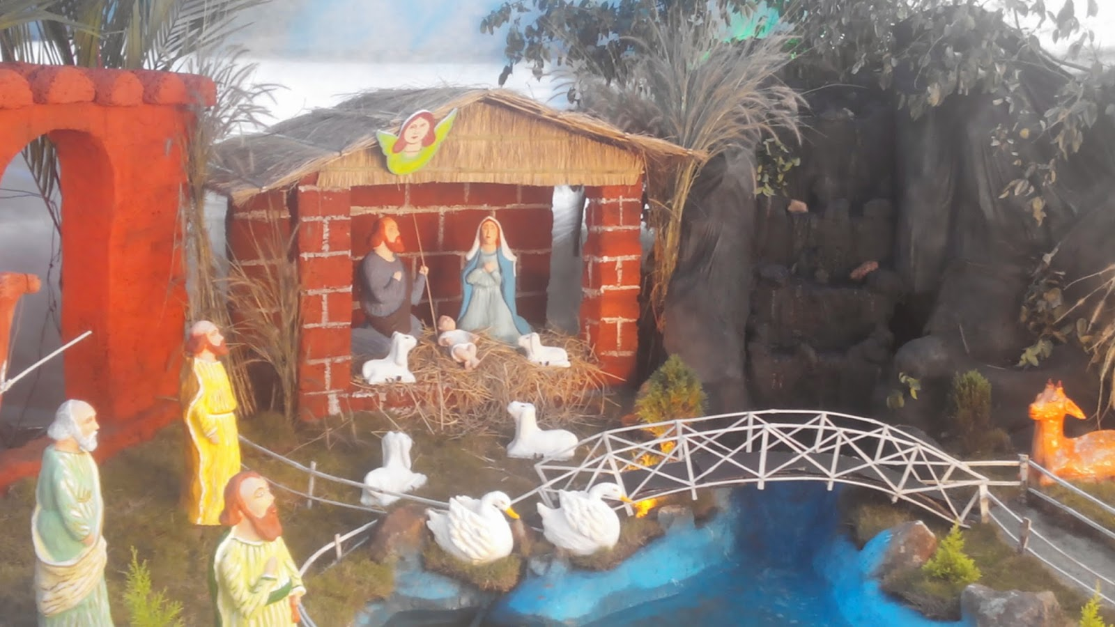 Kerala Christmas Crib Competition