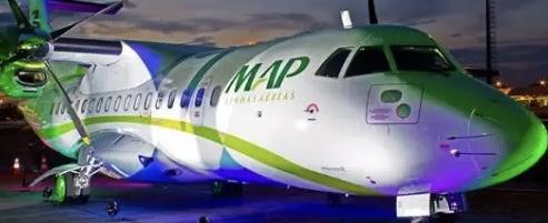GOL compra MAP Linhas Aéreas