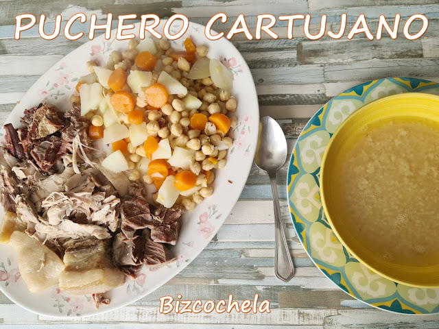 PUCHERO CARTUJANO