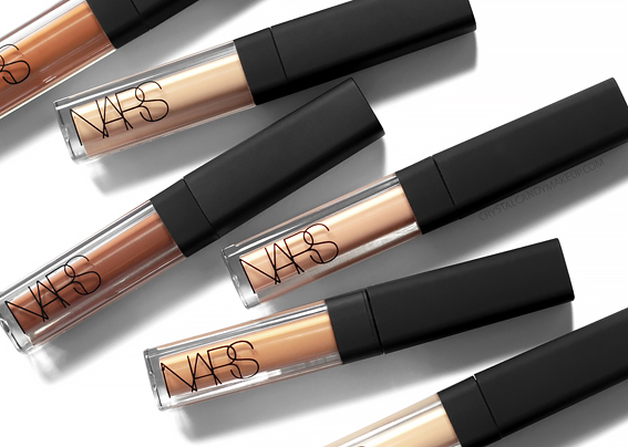 NARS Mini Radiant Creamy Concealers Review Photos Swatches 30 Shades Before After