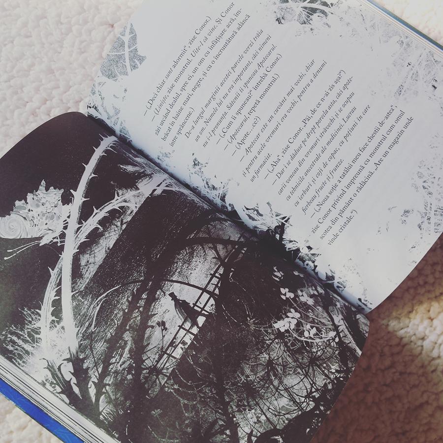 carte chemarea monstrului patrick ness