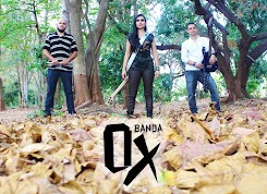 O rock é seu oxigênio? Então não perca o show da Banda OX!