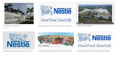 Informasi Lowongan Kerja 2020 Paling Terbaru Operator Produksi PT Nestle Indonesia.