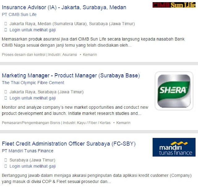 Bulan Ini – 100 Daftar Lowongan Kerja Surabaya 2020 - Loker Surabaya 2020