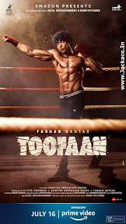 Toofan First Look Poster 6