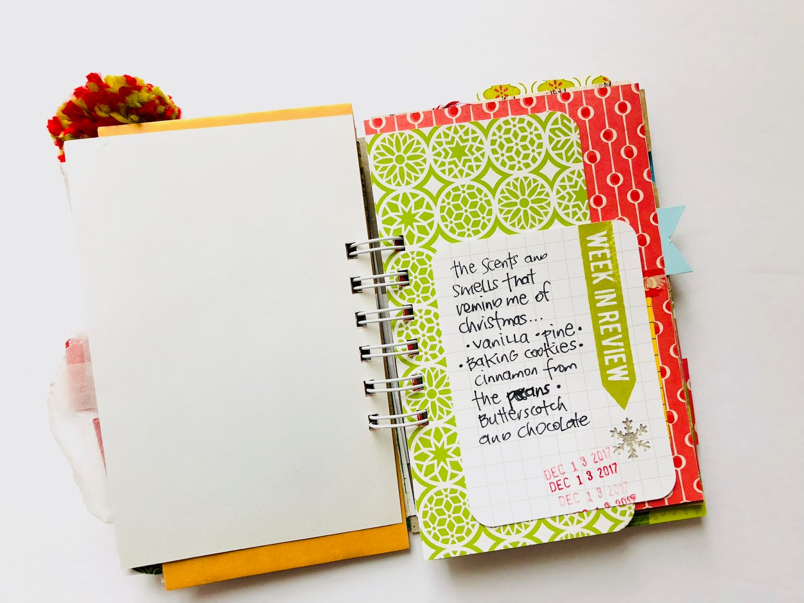 #scents #smells #lists #30lists #list #season #journal #mixed #media