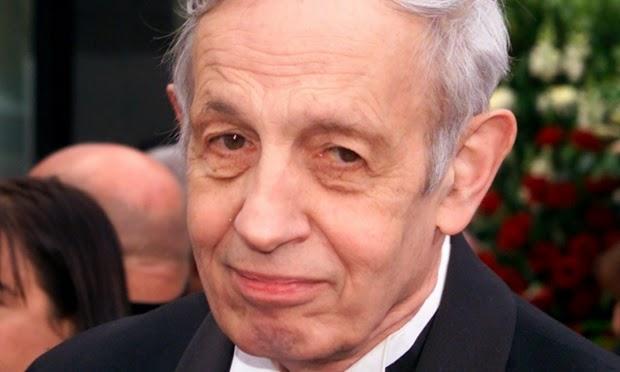 O matemático John Nash, morre em acidente de táxi em Nova Jersey