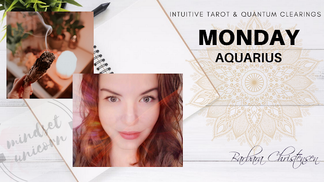 Aquarius Tarot Love Reading + Extended Reading Mar 2 - 8, 2020 : Step Into Your Higher Self