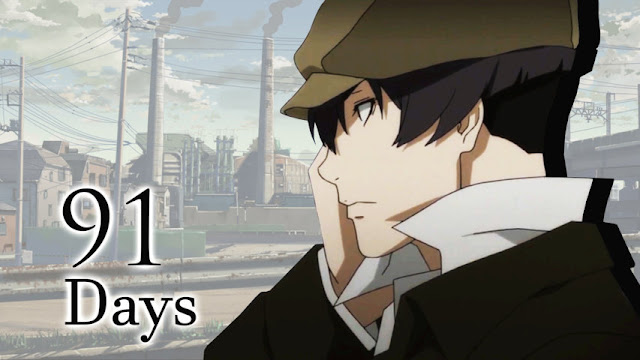 Download Anime 91 Days Subtitle Indonesia