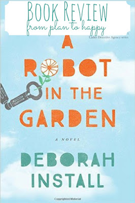 When I picked up A Robot in the Garden by Deborah Install, I wasn't expecting a heartwarming, globetrotting adventure involving a man and a disheveled robot, but that's what I got.