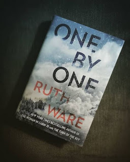 book review of one by one ruth ware