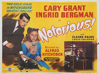Notorius - Alfred Hitchcock's Five Movie Original Scores
