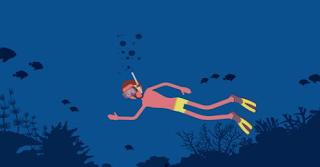 Tips Mengatasi Telinga Berdenging Saat Menyelam