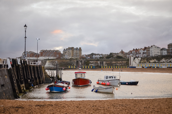 staying home, thanetBroadstairs beach, viking bay