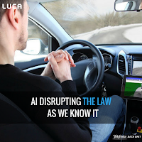 AI Disrupting the law