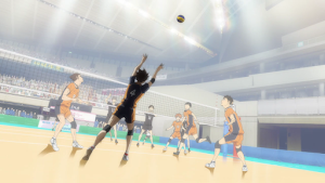 Haikyuu!!: To The Top - Episode 21 Subtitle Indonesia