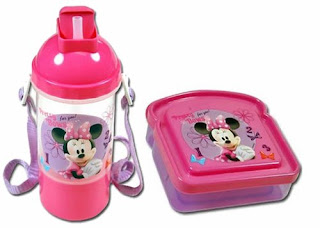 minnie mouse lunch kit