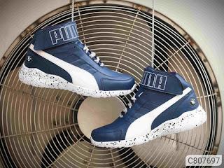 Stylish puma shoes