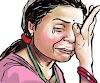 करवाचौथ पर मायके आई महिला के गैंगरेप, मामा व दोस्त ने किया सामूहिक दुष्कर्म ।