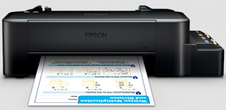 After we previously discussed various types of Epson printers that use ink tank systems Epson L120 Drivers Download