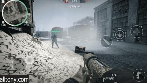تحميل لعبة World War Heroes للأيفون والأندرويد APK