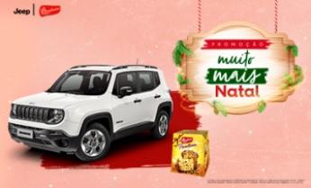 Promoção Natal 2020 Metro Santa Cruz Shopping - Jeep Renegade Panetones e Vinhos