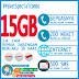 Cara Daftar Paket Combo Telkomsel 15GB 75000