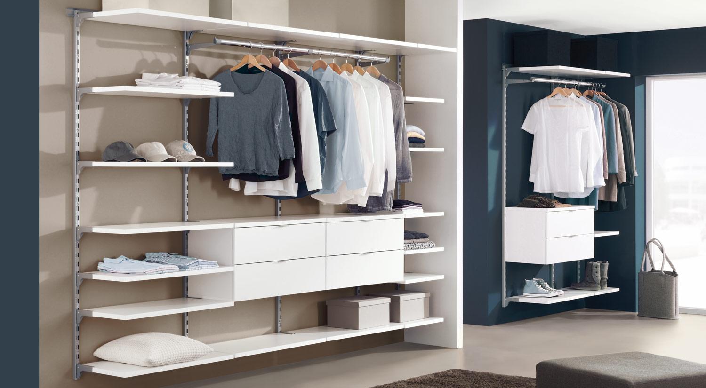 ankleidezimmer billig einrichten - home creation, Schlafzimmer entwurf
