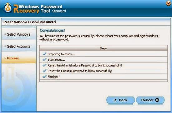 Windows 8 1/8/7 Password Reset: How to Reset Windows 7 admin