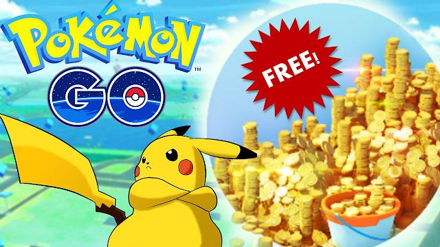 Cara Mendapatkan Poke Coins Gratis Tanpa Aplikasi Whaff, Cara Mendapatkan Koin Pokemon Gratis, Cara Mendapatkan Koin Pokemon dari GYM, Cara Mengambil Poke Coins dari Gym, Cara Mendapatkan Poke Coins Gratis Unlimited Tanpa Bayar Beli.