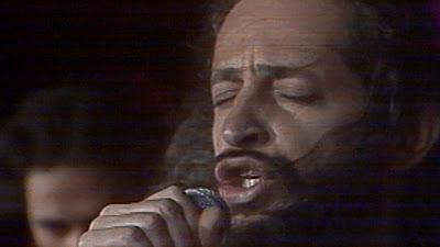 O cantor Alceu Valença em imagem de arquivo - Divulgação