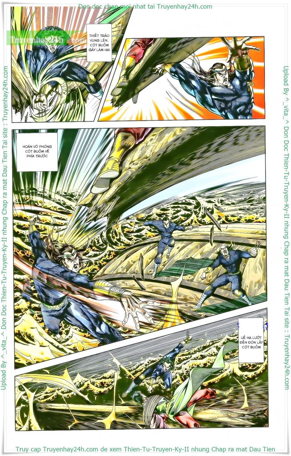 Tần Vương Doanh Chính chapter 27 trang 12