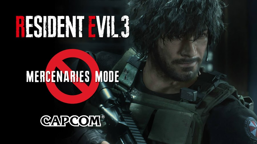 resident evil 3 remake no mercenaries mode and multiple endings survival horror pc ps4 xb1 capcom