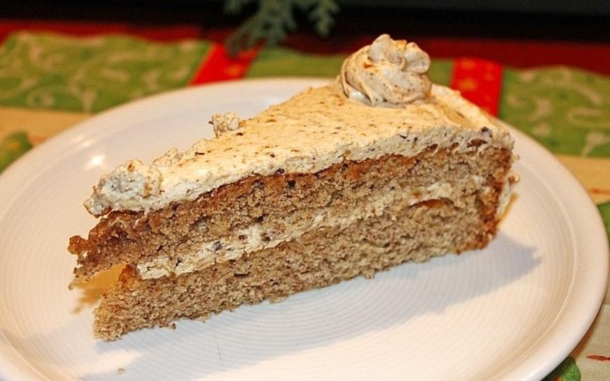 Backen Kochen Geniessen Lebkuchen Torte