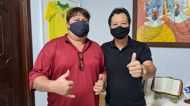 Nishimori afirma que vai atender pedido do vereador Sabão em Engenheiro Beltrão