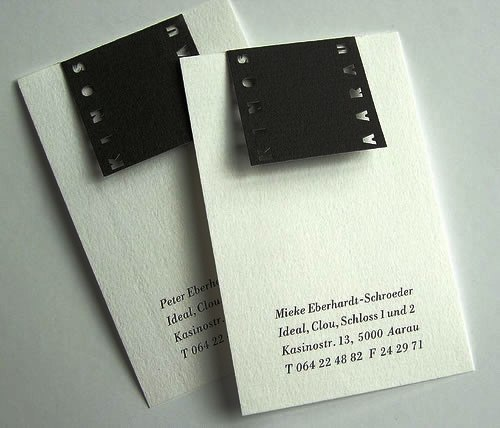 Creative Business Cards Designs