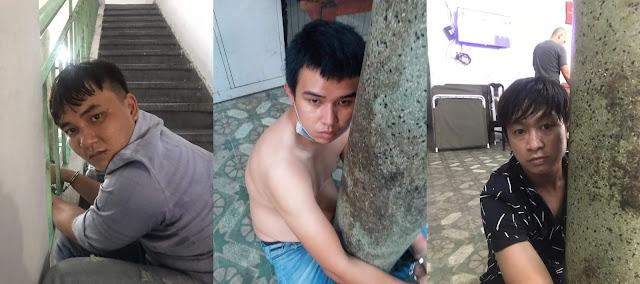 Nhóm cướp giật dùng hung khí và bình xịt hơi cay chống trả công an ở Sài Gòn bị bắt