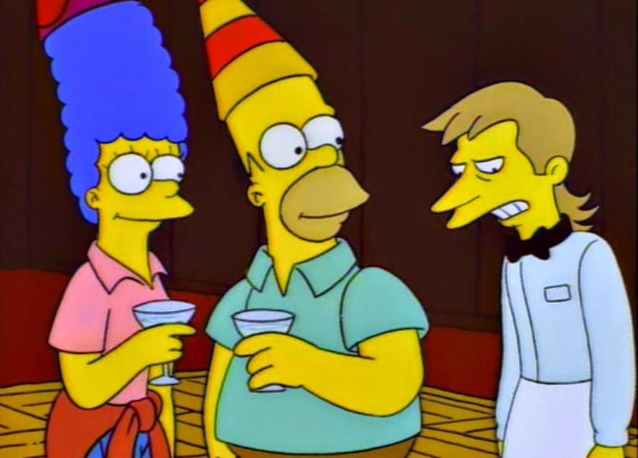 WOO HOO! Classic Simpsons Trivia: January 2015