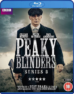 Peaky Blinders – Temporada 3 [2xBD25]  *Con Audio Latino