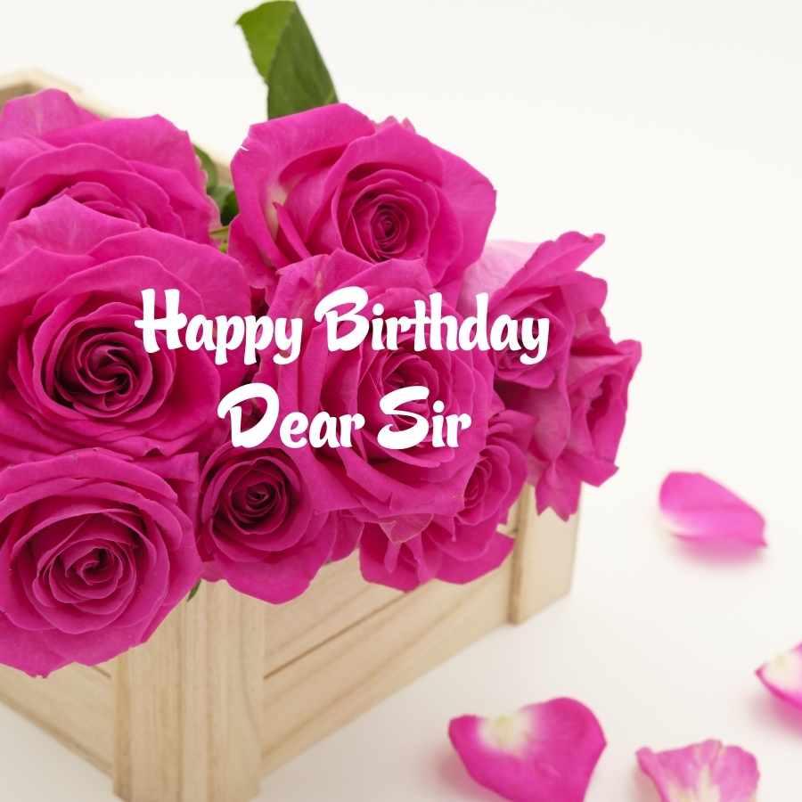 happy birthday sir hd images