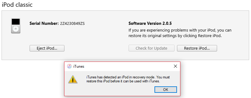 How Butingting Works: How To Format Your Ipod Classic 6th