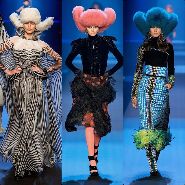 Jean Paul Gaultier Haute Couture Fall-Winter 2019-2020. RUNWAY MAGAZINE ® Collections. RUNWAY NOW / RUNWAY NEW.