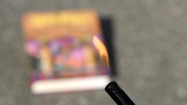 Harry Potter i Kościół. Dlaczego księża palą książki J.K. Rowling - ksiądz, wiara, papież, Benedykt XVI