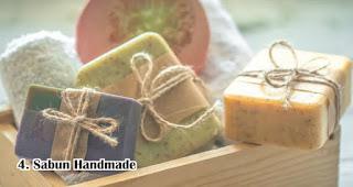 Sabun Handmade merupakan souvenir menarik untuk pernikahan di era new normal