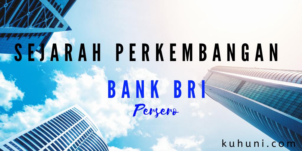 Profil Bank BRI